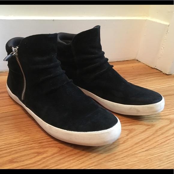 Keds Shoes | Keds Midtown Zip Black